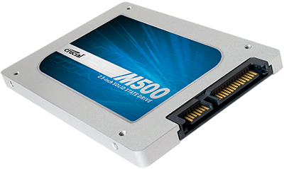 Crucial SSD M500